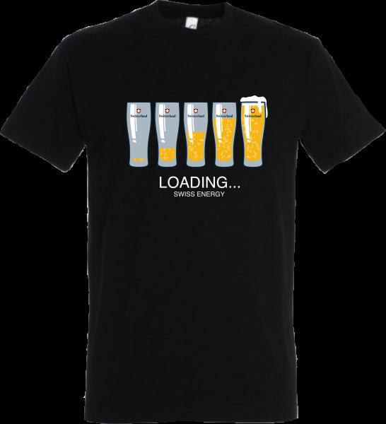 Männer T-Shirt Loading