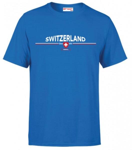 T-Shirt Switzerland Since 1291