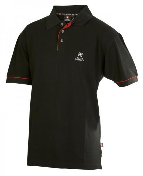 Poloshirt Swiss Millitary