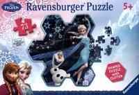 Disney Frozen: Elsas Schneeflocke - Puzzle [73 Teile]