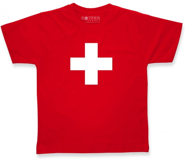 T-Shirt SWISS CROSS Kids