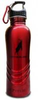 Trinkflasche ALPTITUDE, 7dl, rot