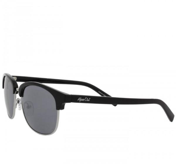 Sonnenbrille, schwarz/grau, 100% UV