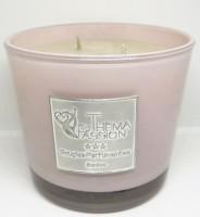 Kerzen Kollektion Luxus, rosa