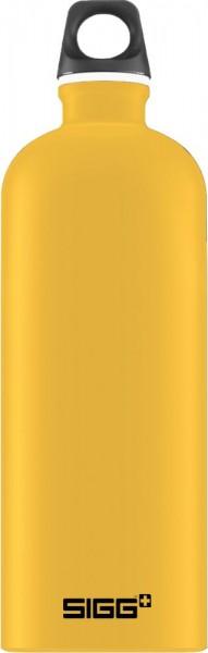 SIGG-Trinkflasche Traveller Mustard Touch