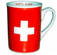 Tasse SWISS CROSS