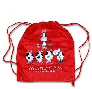 Bag Mumu Cow, rot