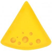 Käse Fondue-Teller Formaggio- konisch