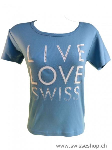 SchweizerT-Shirt