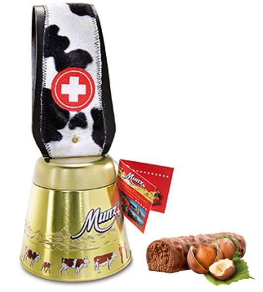 Munz Schokolade Kuhglocke