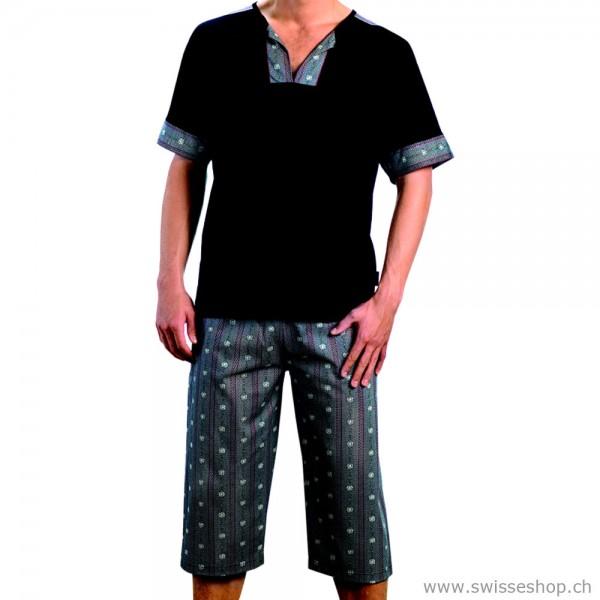 souvenir-pyjama-damen-herren-schweizer-schwinger-SCHWARZ-110914