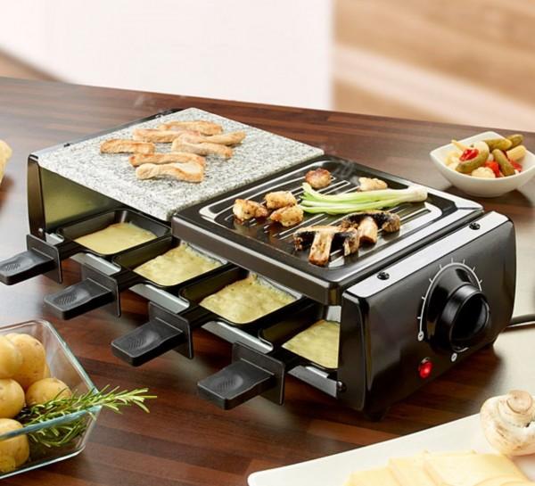 Raclette-Gerät für 8 Personen
