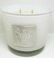 Kerzen Kollektion Luxus, weiss