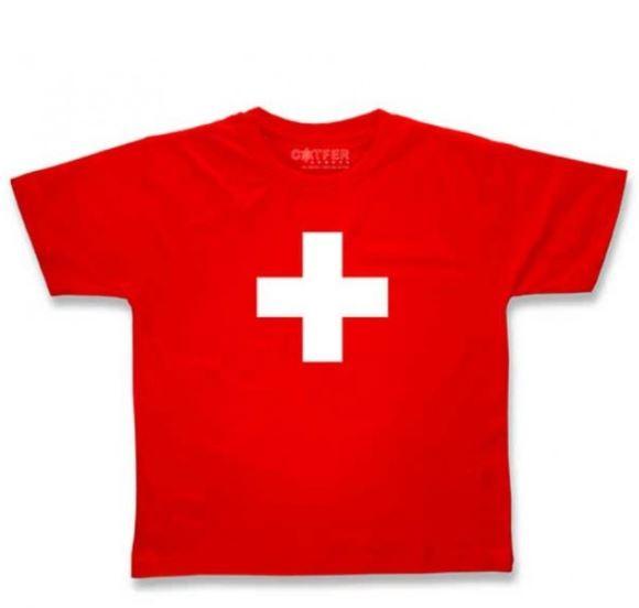 T-Shirt CH-Kreuz
