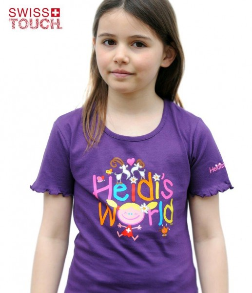 T-Shirt Heidi's World