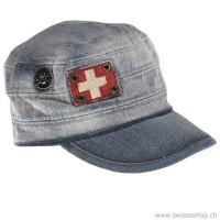 Swiss Piraten Cap