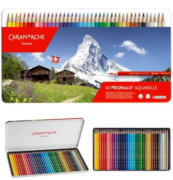 Prismalo 40er Farbstifte-Schachtel