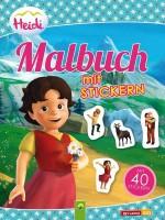 Heidi Malbuch