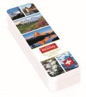 Schweizer Souvenir Dose 100g