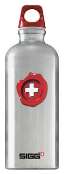 Swissness Quality Bottle 0.6