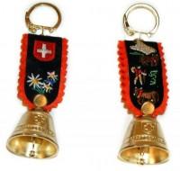 Schlüsselanhänger Glocke