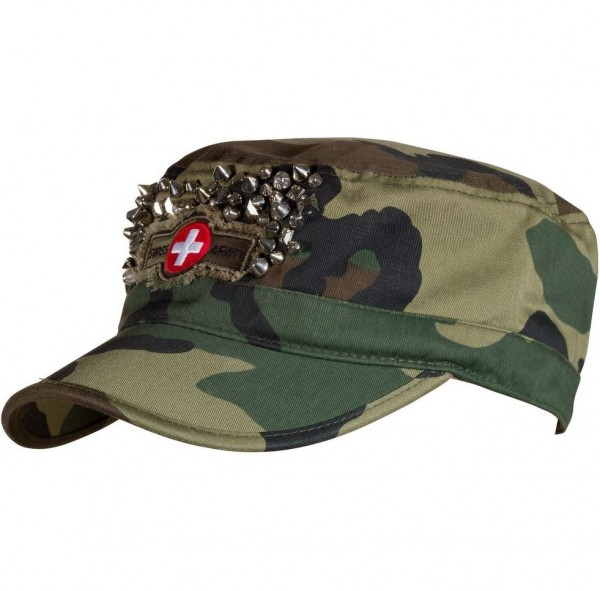 Baseball Cap Swiss Army, camouflage
