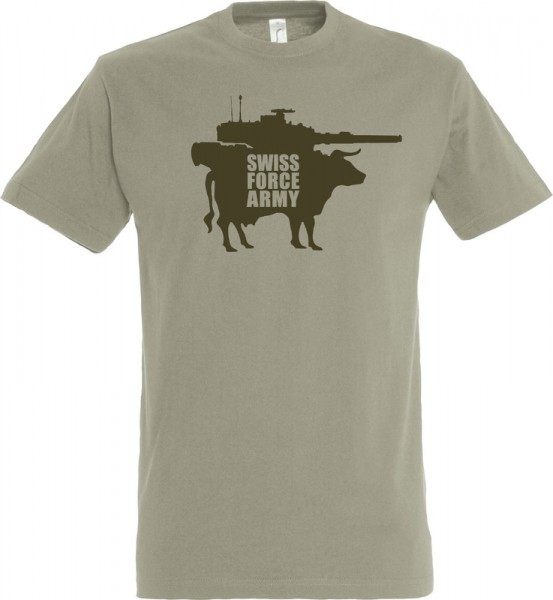 T-Shirt Swiss Force Army