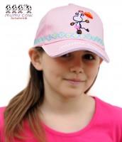 Kindermütze Mumu Cow rosa
