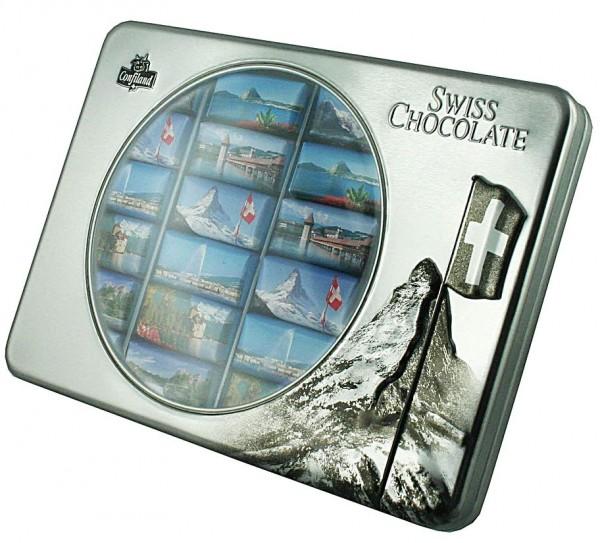 Matterhorn Metall Packung Fenster