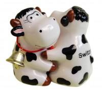 Salz und Pfeffer Kühe