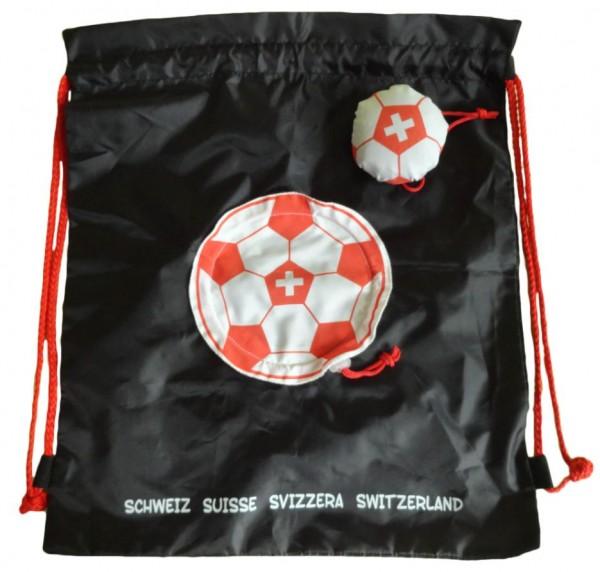 Turnbeutel Fussball Schweiz