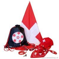 Fan-Set Schweiz, 6-teilig