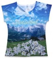T-Shirt tailliert Schweiz