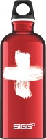 SIGG Trinkflasche Swiss Red 0.6L