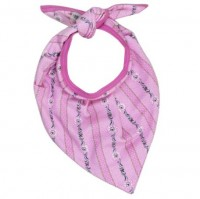 Baby-Kopftuch Schwinger, pink