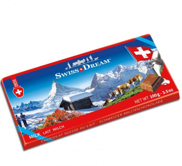 Milchtafel Schokolade Schweiz