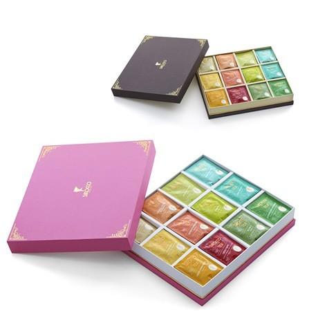 Tee Geschenkbox 12 Sorten