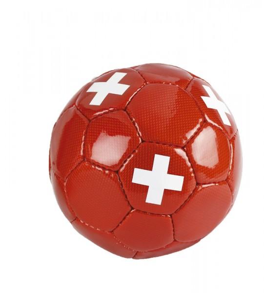 Fussball, Grösse 2, rot