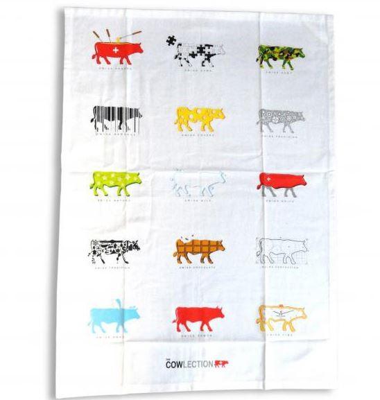 Küchentuch Kühe