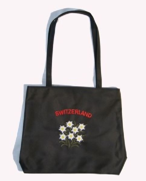 Einkaufstasche Edelweiss Switzerland