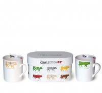 Espressotassen COWLECTION, 2er Set