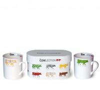 Kaffeetasse Kühe, 2er Pack