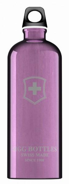 Swiss Emblem Light Metallic Bottle 1.0 Violet
