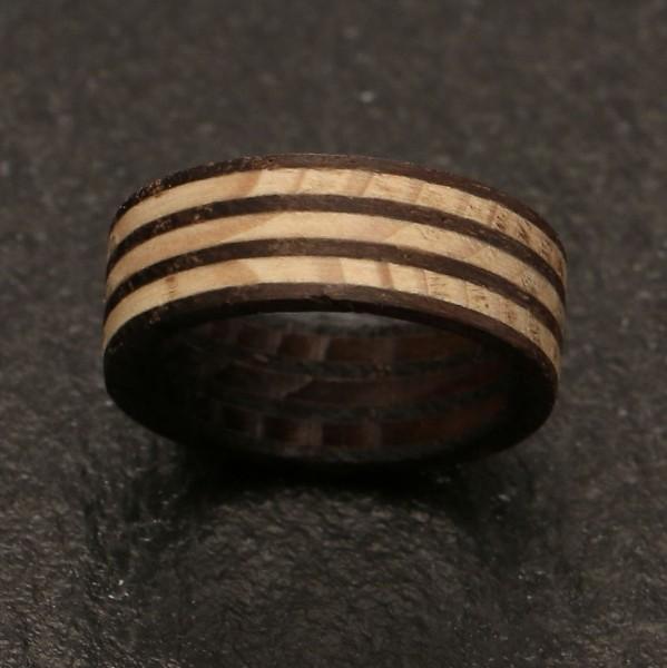 Holz Ring cebra, Räuchereiche/Fichte