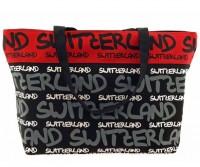 Tasche Switzerland rot-schwarz