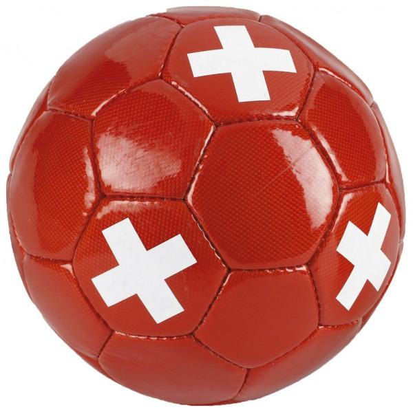 Fussball, Grösse 5, rot