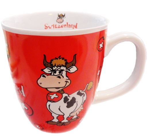 Tasse Pretty Cow, 10.5 cm