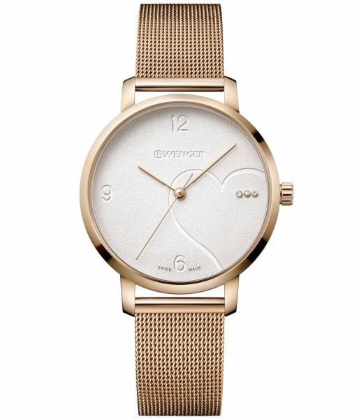 Damen Uhr Metropolitan Donnissima, 38 mm