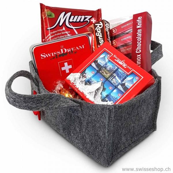 Schokolade Geschenkset mini