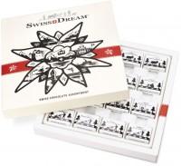 Schokolade Swissdream Schachtel Edelweiss